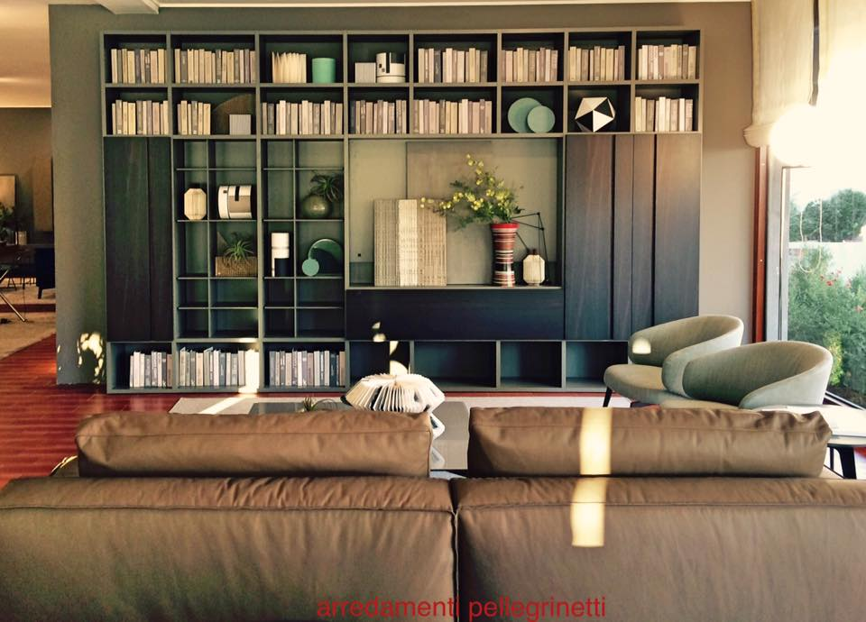 Lema soggiorni moderni gallery of parete soggiorno ikea for Lema soggiorni moderni